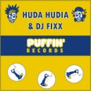 Huda Hudia & DJ Fixx - Hang On (Distorted Mix)