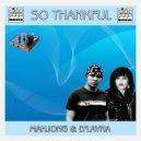 Mahjong  &  D\'layna  - So Thankful (Fed Conti Soulful Instrumental Mix)